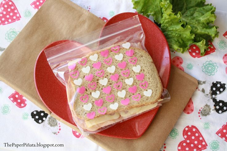 valentine's day bags pinterest
