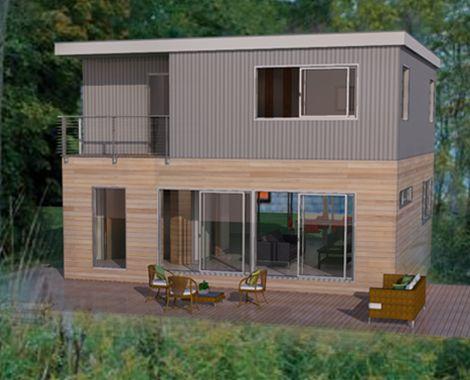 Jet prefab homes lil love tiny house pinterest for 2 bedroom prefab homes