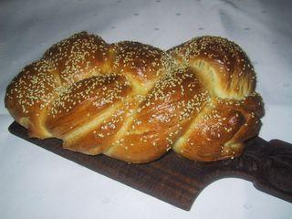Challah (Egg Bread) | Bread, Buns & Rolls | Pinterest