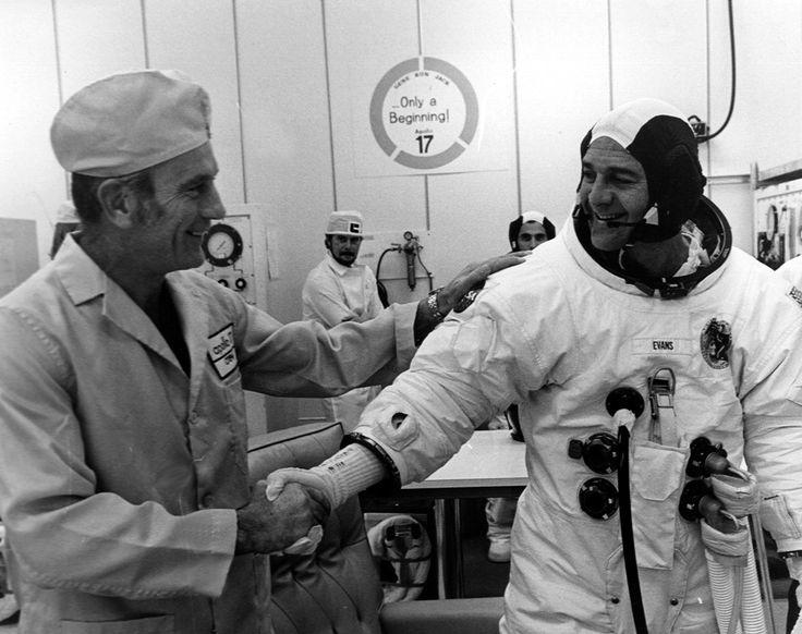 ronald evans astronaut - photo #18