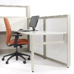 Dividends Horizon is Knoll's fantastic frame and tile based workstation powerhouse.  The series is constantly evolving.  Table Desks now bring new range and vocabulary to the Dividends office system.