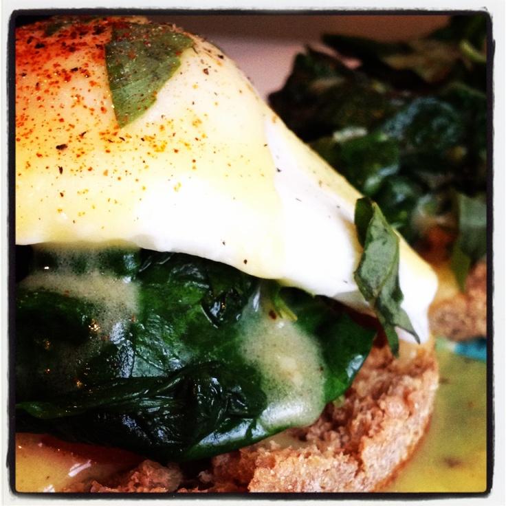 Vegetable Eggs Benedict Recipes — Dishmaps