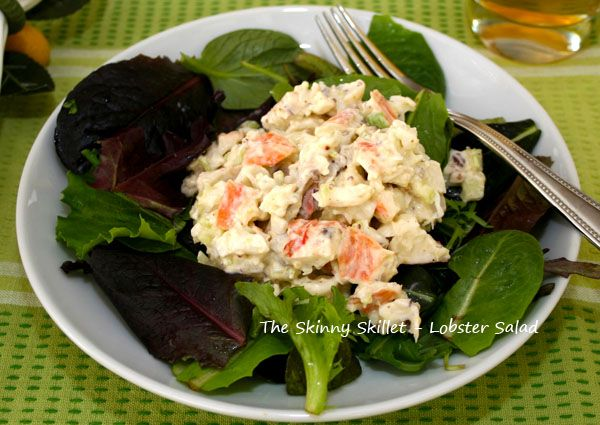 Lobster Salad | Yummy...things I NEED to make | Pinterest