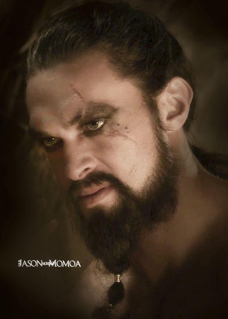 Jason Momoa, Khal Drog...