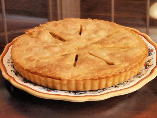 ... di cipolla alla pugliese (Puglian Onion Pie) | Memorie di Angelina