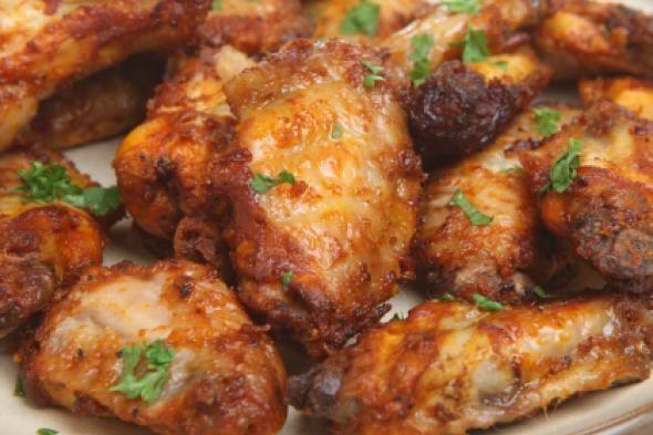 Maple-Bourbon Glazed Chicken Wings | Yummy in My Tummy (Food) | Pinte ...