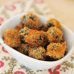 ... green olives stuffed with blue cheese epicurious blue cheese fried