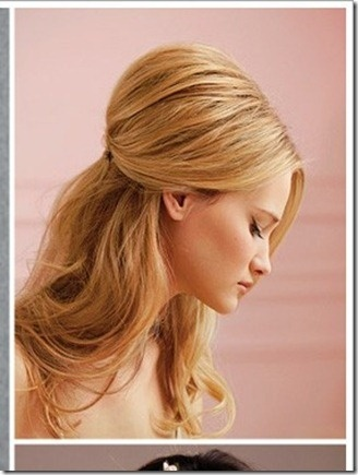 Hair with volume pulled back hairstyles stylin pinterest