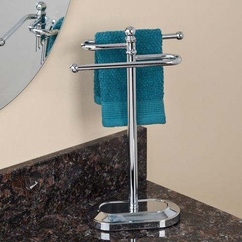 Countertop Towel Holder : Flagstaff Countertop Towel Holder accessories for the home Pinter ...
