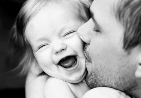 If i have a little girl, she is so doing this picture with my husband <3