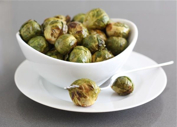 Roasted Brussels Sprouts with Balsamic Vinegar | Recipe