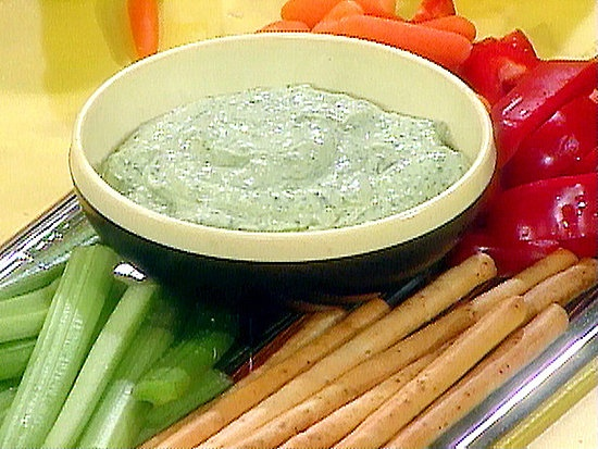 Green Goddess Dip | Party Recipes and Ideas | Pinterest