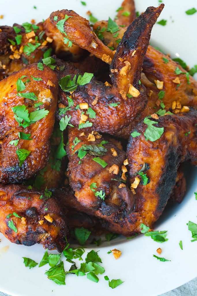 Pok Pok Wings, a delicious combination of Asian flavors and crispy ...