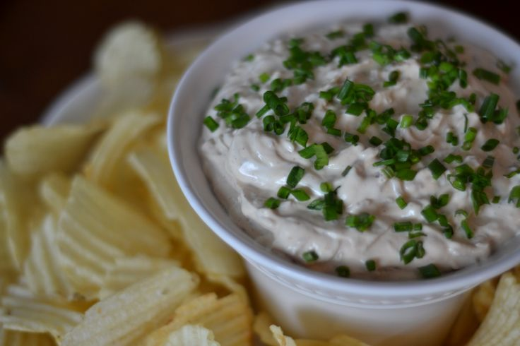 Game Day Week Recipe #1: Real French Onion Dip | Recipe