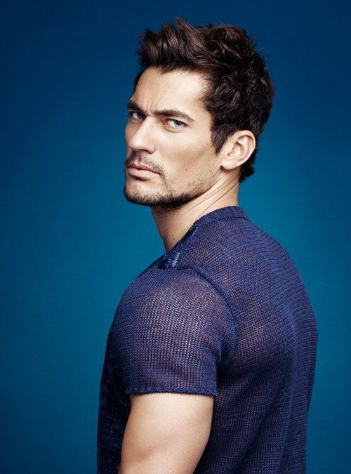 David Gandy for Apollo Novo Magazine