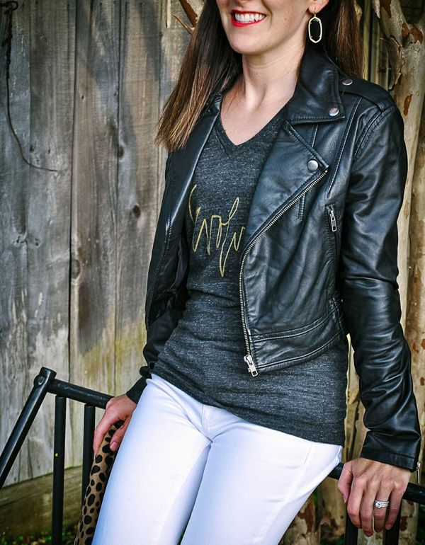 Teen leather jackets