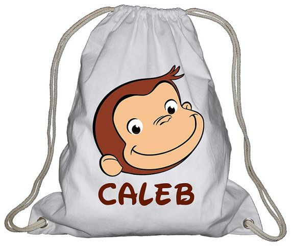 Personalized Backpack , Personalized Curious George Backpack , Kids ...: pinterest.com/pin/119275090106138852