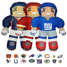 Officially Licensed NFL Character Pillow