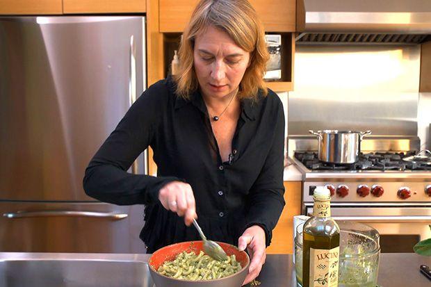 Emilia Terragni's Basil Pesto | Recipe