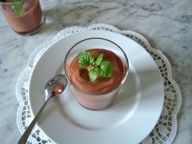 Swiss Miss in the Kitchen: Tofu Chocolate Pudding