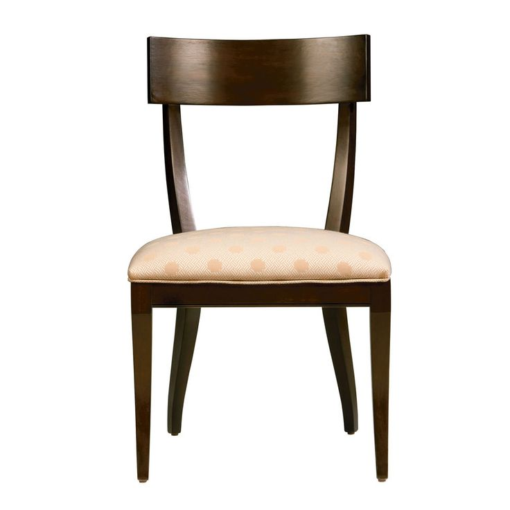 klismos side chair ethan allen us for the home
