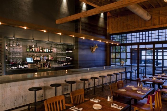 6 Sports Bar Interior Design The Banker S Hill Bar And Restaurant In San Diego S Rustic
