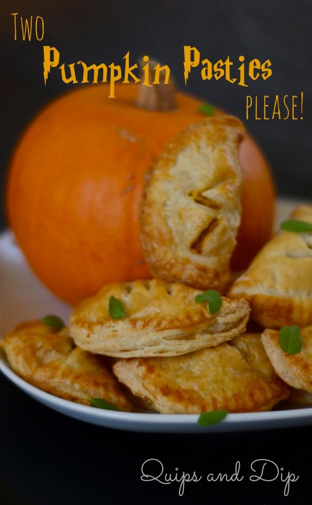 Two Pumpkin Pasties, Please! | Recipes - Breakfast, Danish, Doughnuts ...