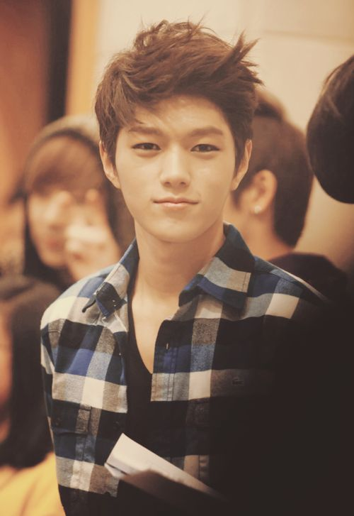 myungsoo/ L  Infinite  Pinterest