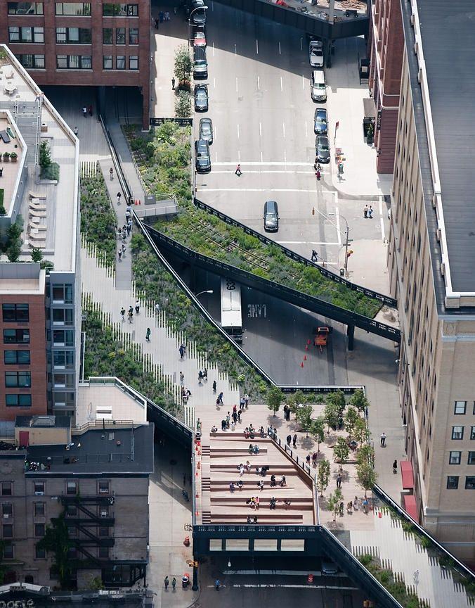 New york city high line new york new york pinterest for New york city highline