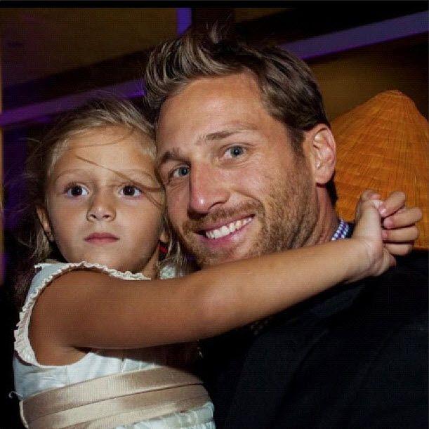 15 Photos of Juan Pablo Galavis and His Daughter to Make You OvulateJuan Pablo Daughter