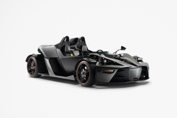 KTM X-Bow R Super Sports Car - this looks fun