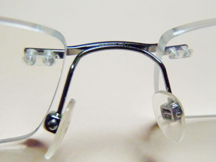 frameless eyeglasses parts eyeglasses Pinterest