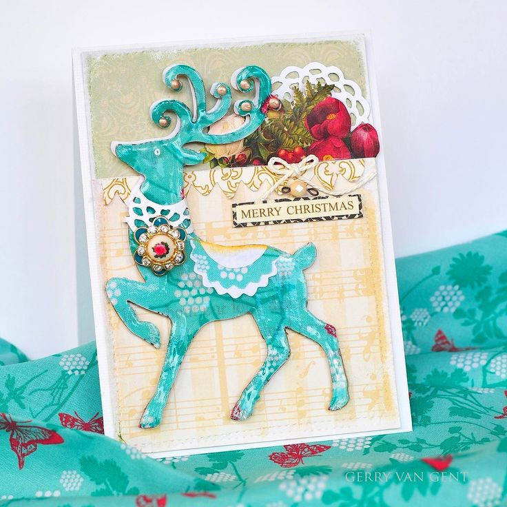 Merry Christmas {Sizzix & Webster's Pages} - Scrapbook.com