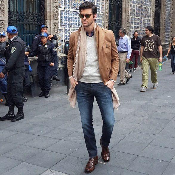 Retrodrive Casual Male Fashion Blog Trends Style Ideas