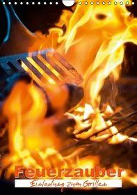 Feuerzauber - Einladung zum Grillen | Bereit für die Grill Saison ...