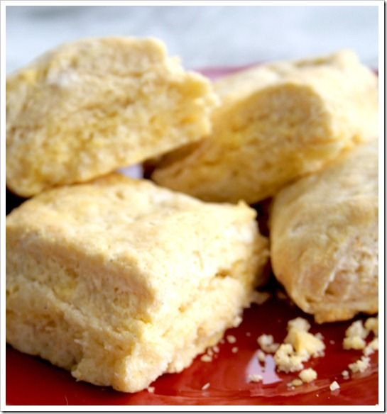 Cornmeal Biscuits | Muffins & Biscuits | Pinterest