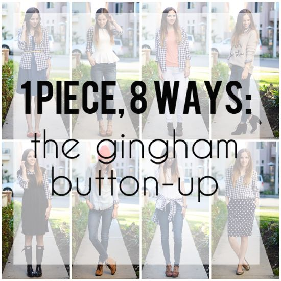 8 ways to style a