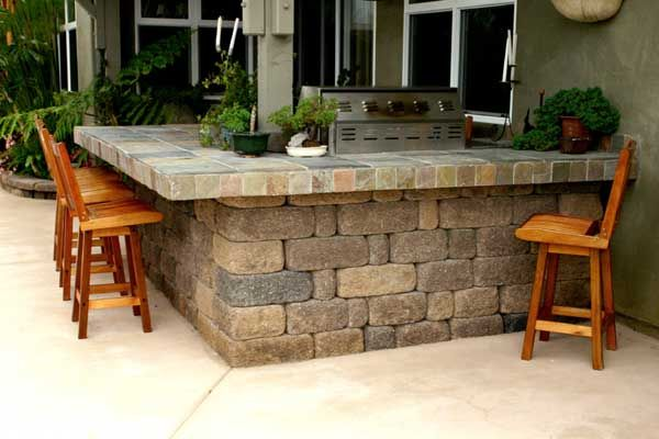 patio furnishings design plans