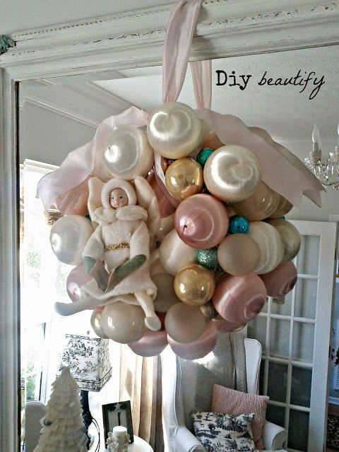 Ornament Wreath | Diy beautify