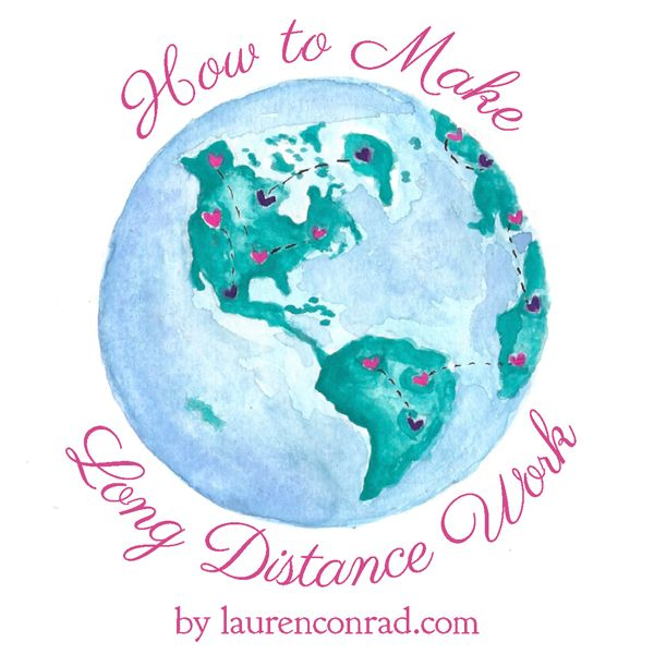 How to Make Long Distance Work {real life relationship advice} #relationship #advice