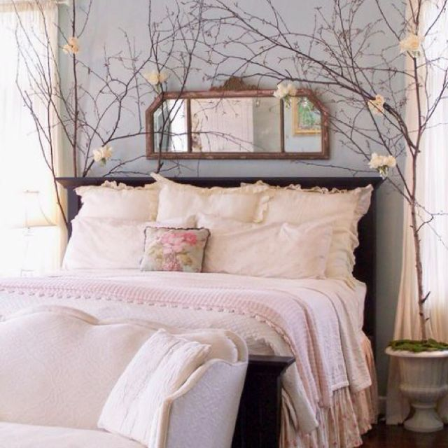 bedroom ideas country chic pinterest