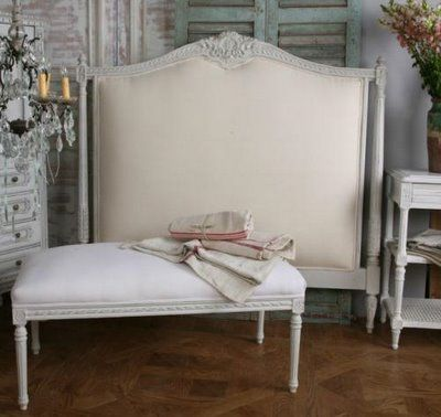 #upholstered french #headboard