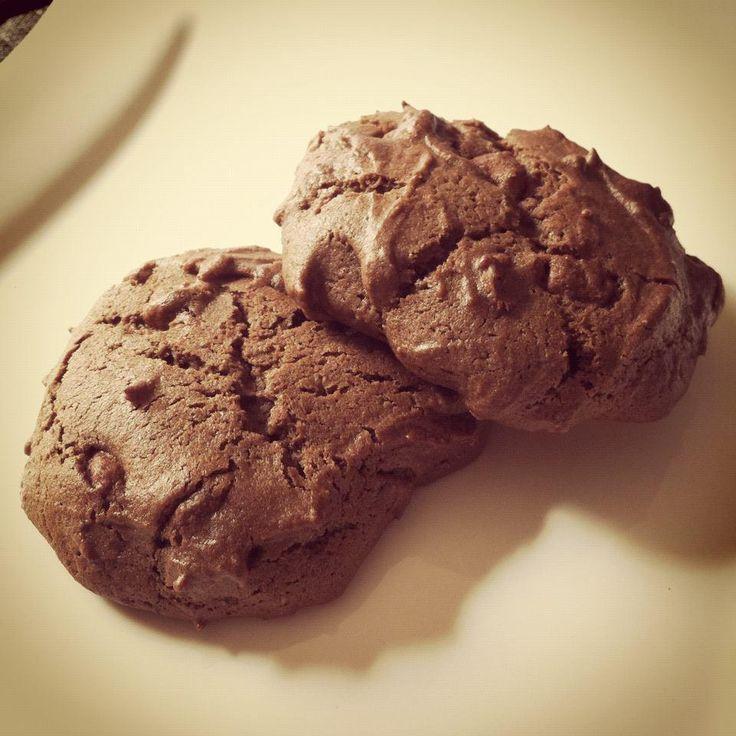 Chocolate Chocolate Chip Cookies | Recipe | Pinterest