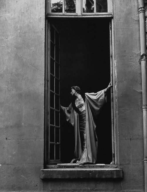Fernand Fonssagrives - Paris 1949. S)