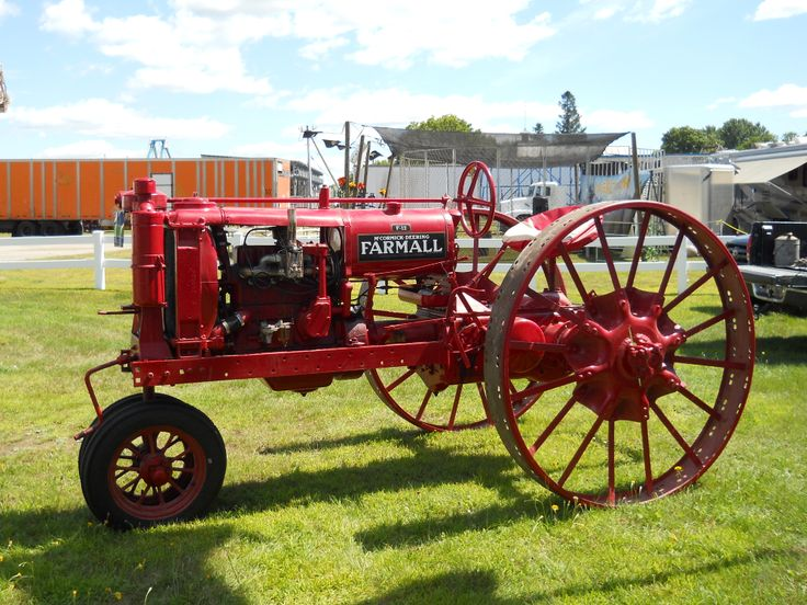 Farmall F 12 : Farmall f tractor pictures from my videos at