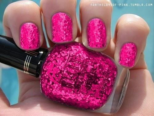 Indulge in pink..
