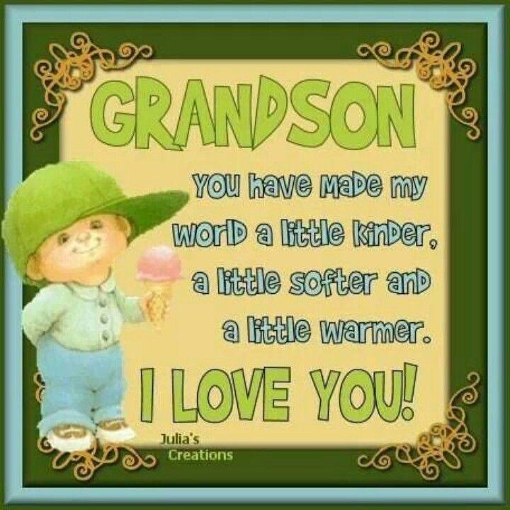 Happy Birthday Grandma Quotes From Grandson ~ Happy th birthday grandson quotes quotesgram