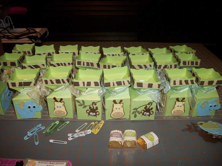 Baby Shower Favor Boxes Pinterest : Discover and save creative ideas