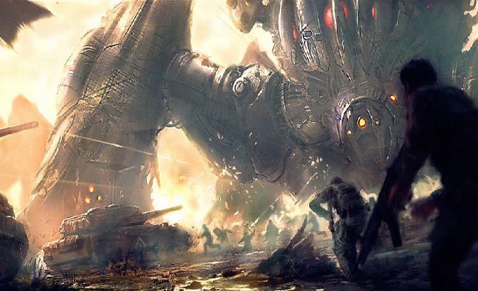 Resistance Goliath Alien Mechs Pinterest