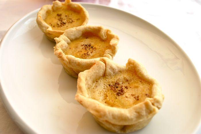pumpkin-pie-mini-tarts-3 | Gluten-free, Mostly Vegan | Pinterest
